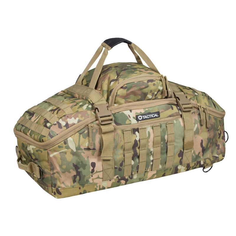 MOCHILA EXPEDITION  - CAMUFLADO MULTICAM