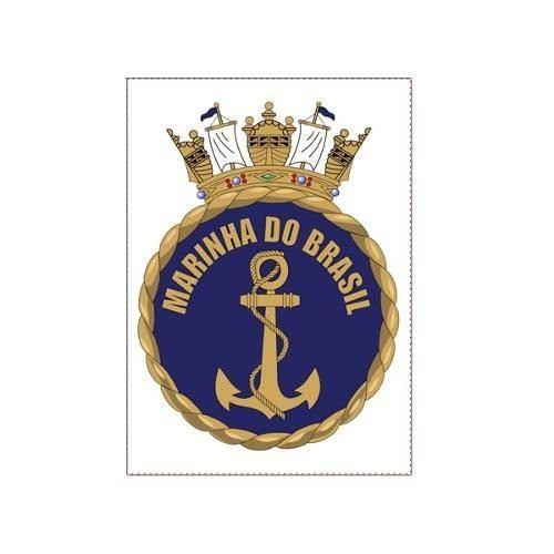 Adesivo Marinha do Brasil Externo