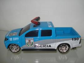 Viatura Policia Militar RJ