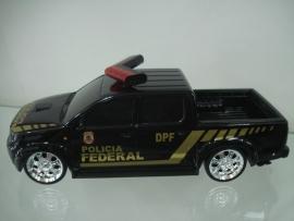 Viatura Policia Federal