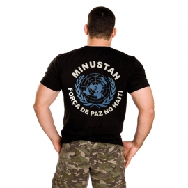 Camisa Minustah