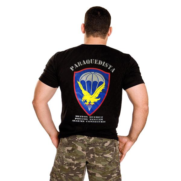 Camisa Paraquedista