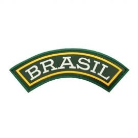 Tarjeta Emborrachada Brasil Colorido Braço