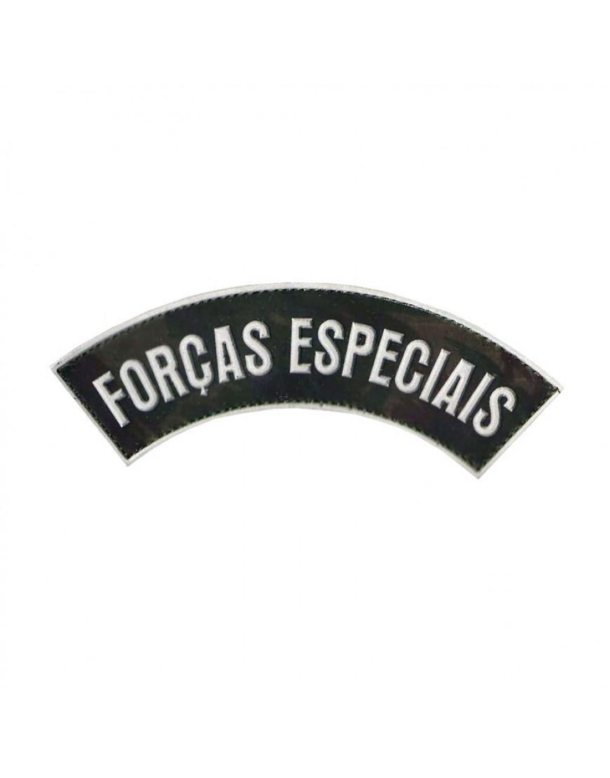 Tarjeta Emborrachada Forcas Especiais Braço