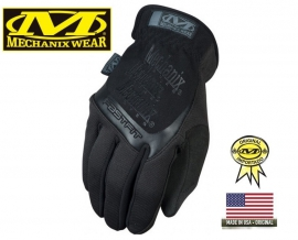 LUVA MECHANIX FASTFIT - BLACK COVERT