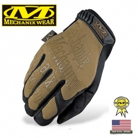 LUVA MECHANIX ORIGINAL COYOTE