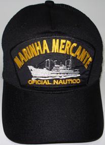 Boné Marinha Mercante 2