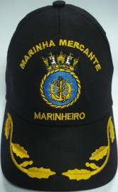 Boné Marinheiro Bordado
