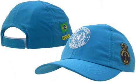 Boné ONU Marinha do Brasil