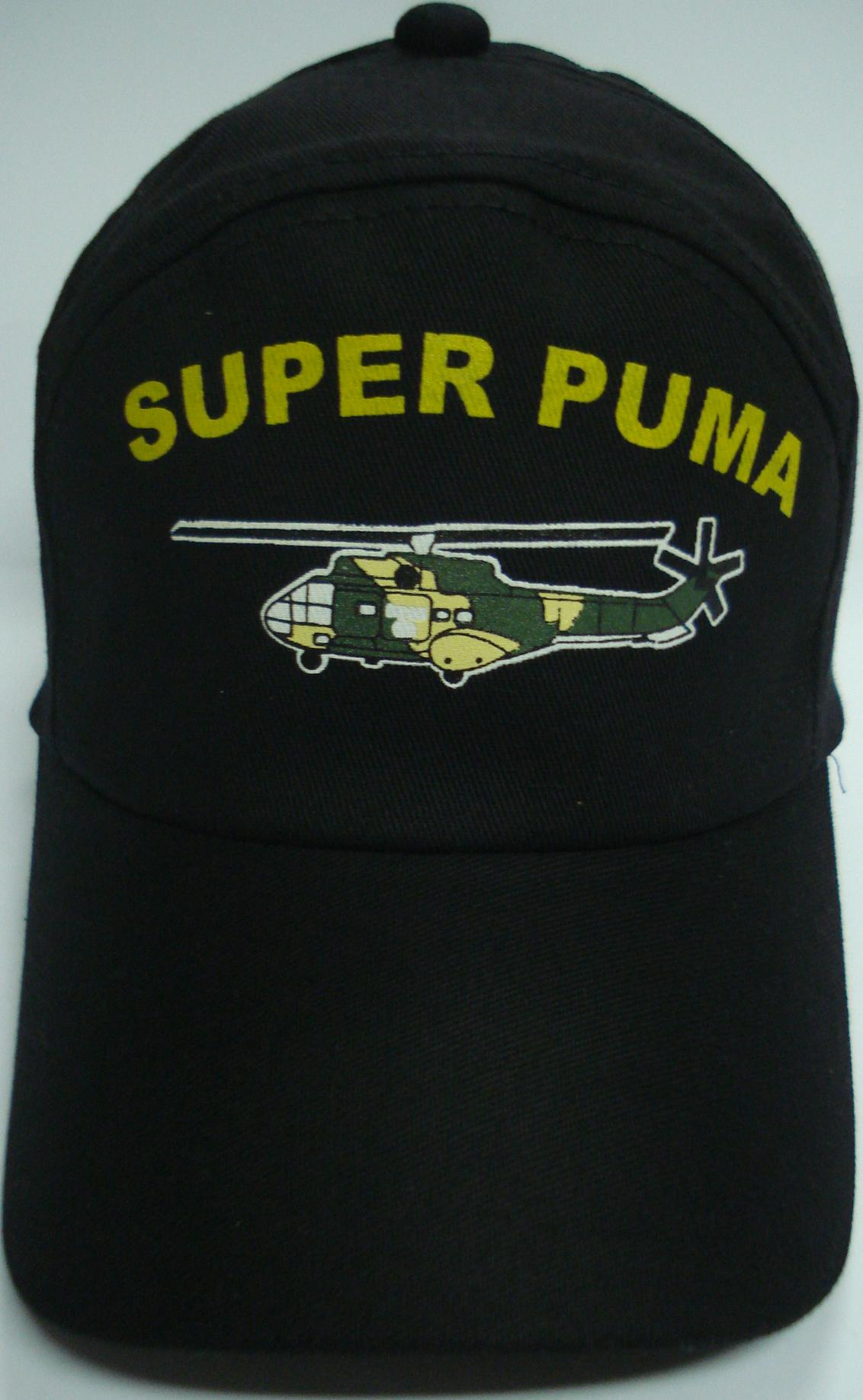 Boné Super Puma Silk