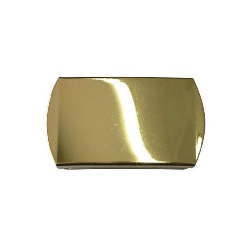 Fivela Garra Banho Ouro