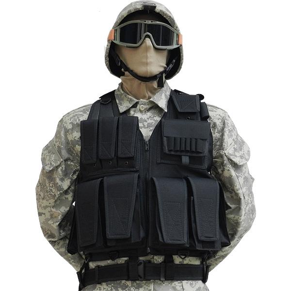 Colete Tatico BOPE - Militar Brasil
