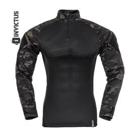Combat Shirt Multican Black - (Invictus)