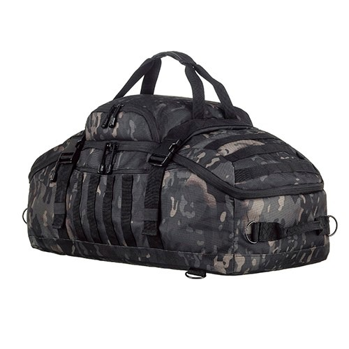 MOCHILA EXPEDITION  - CAMUFLADO MULTICAN BLACK