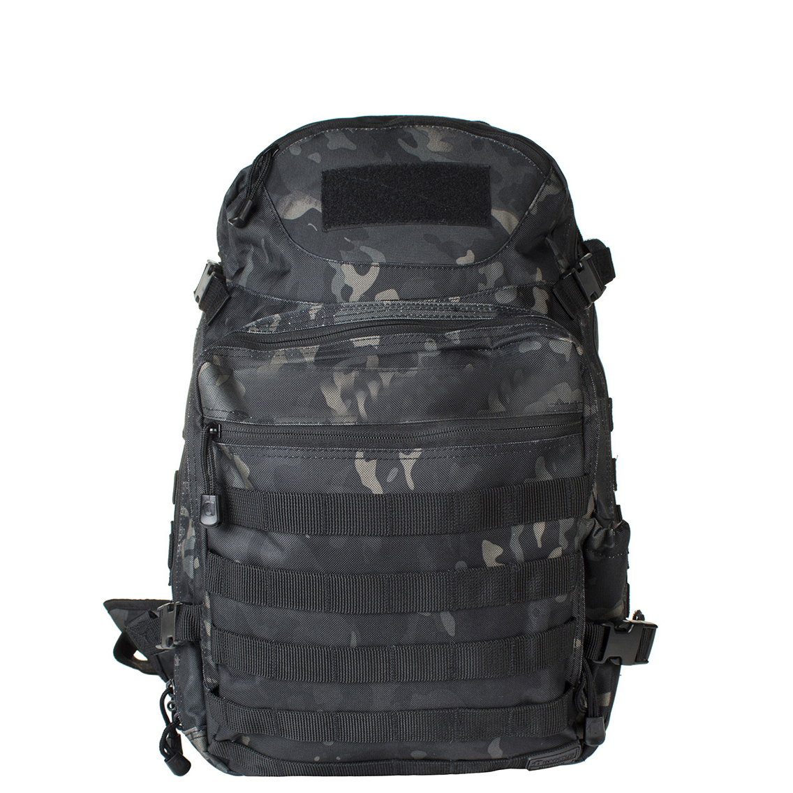 MOCHILA MISSION  - CAMUFLADO MULTICAN BLACK