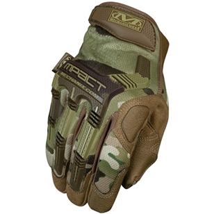 LUVA MECHANIX M-PACT - MULTICAM