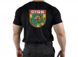 Camisa Cigs Bordada
