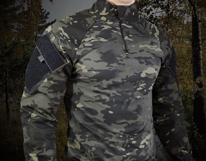 Combat Shirt CMB Full ( Militar Brasil )