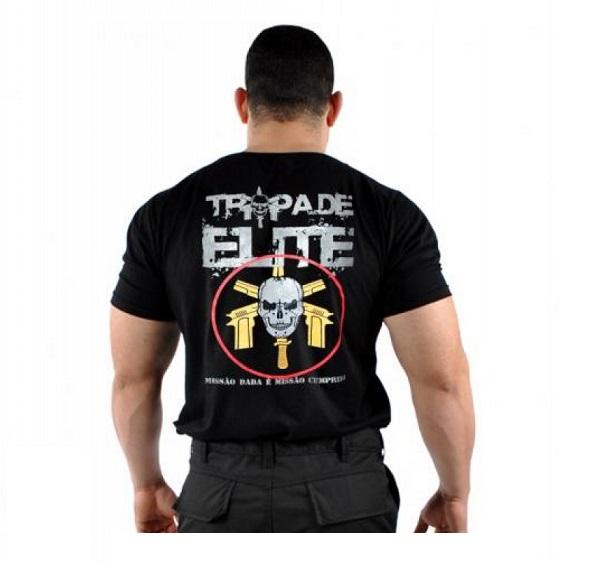 Camisa Tropa de Elite