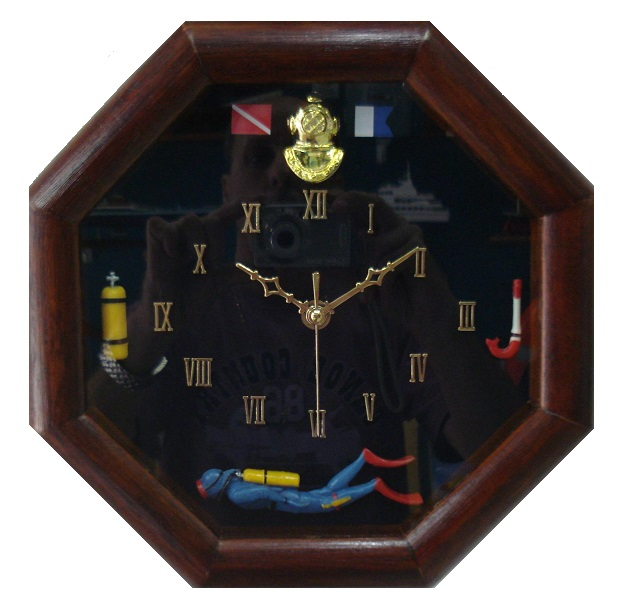 Relógio Mergulho
