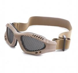 Óculos de tela Tan