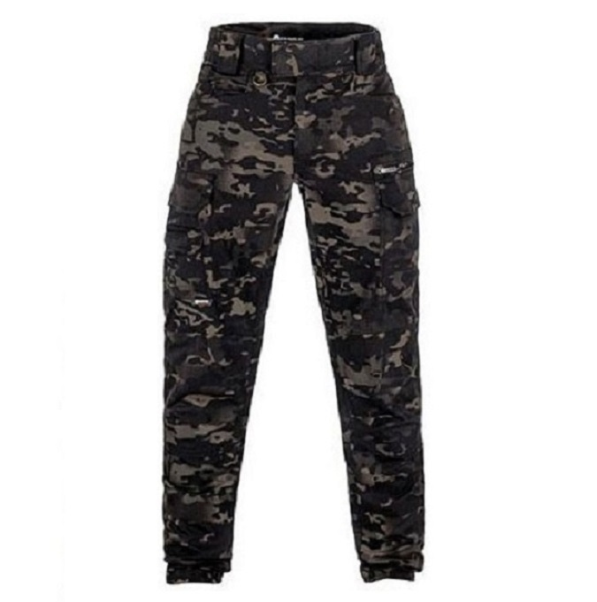 CALÇA INVICTUS GUARDIAN MULTICAM BLACK