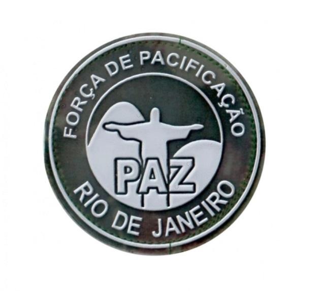 Breve Força de Pacificacao RJ
