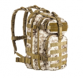 MOCHILA ASSAULT - CAMUFLADO DIGITAL DESERTO