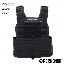 PLATE CARRIER BLACK (FORHONOR)